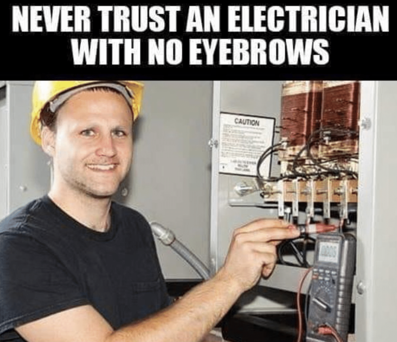 Over 50 Of The Best Electrician Jokes Gifs And Memes Found Online