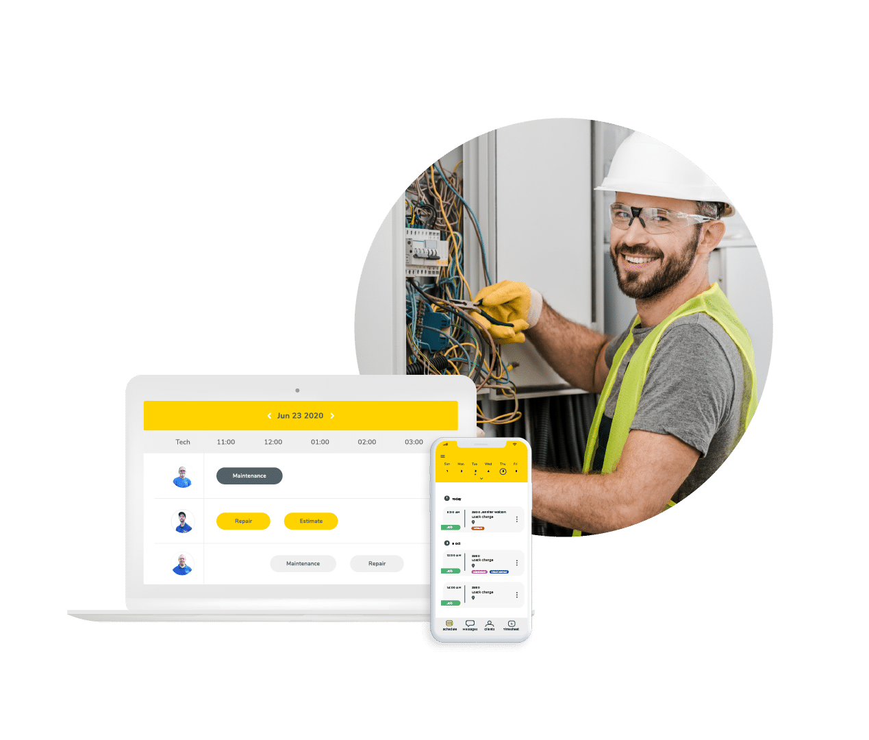 electrical contractor software