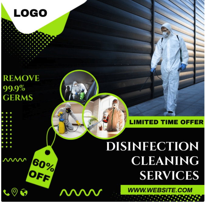 cleaning flyers - Workiz