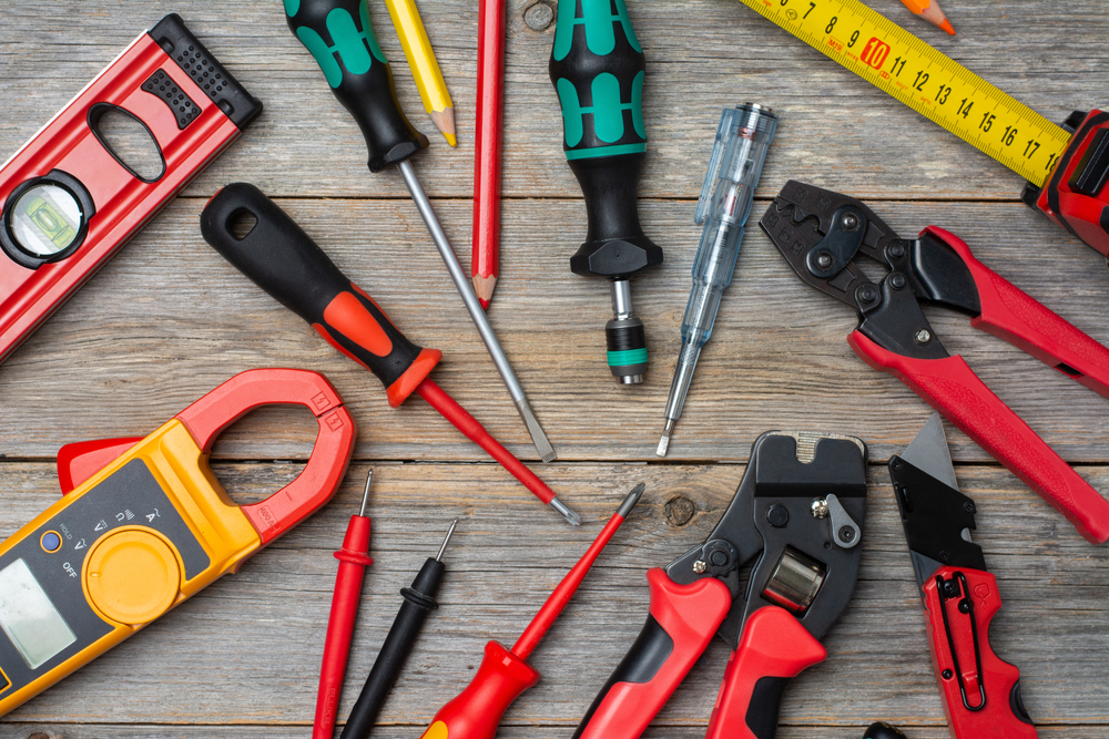 top electrician tools - Workiz